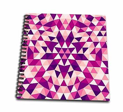 0234786445cb6 Amazon.com: 3dRose David Zydd - Triangle Mandalas - Colorful ...