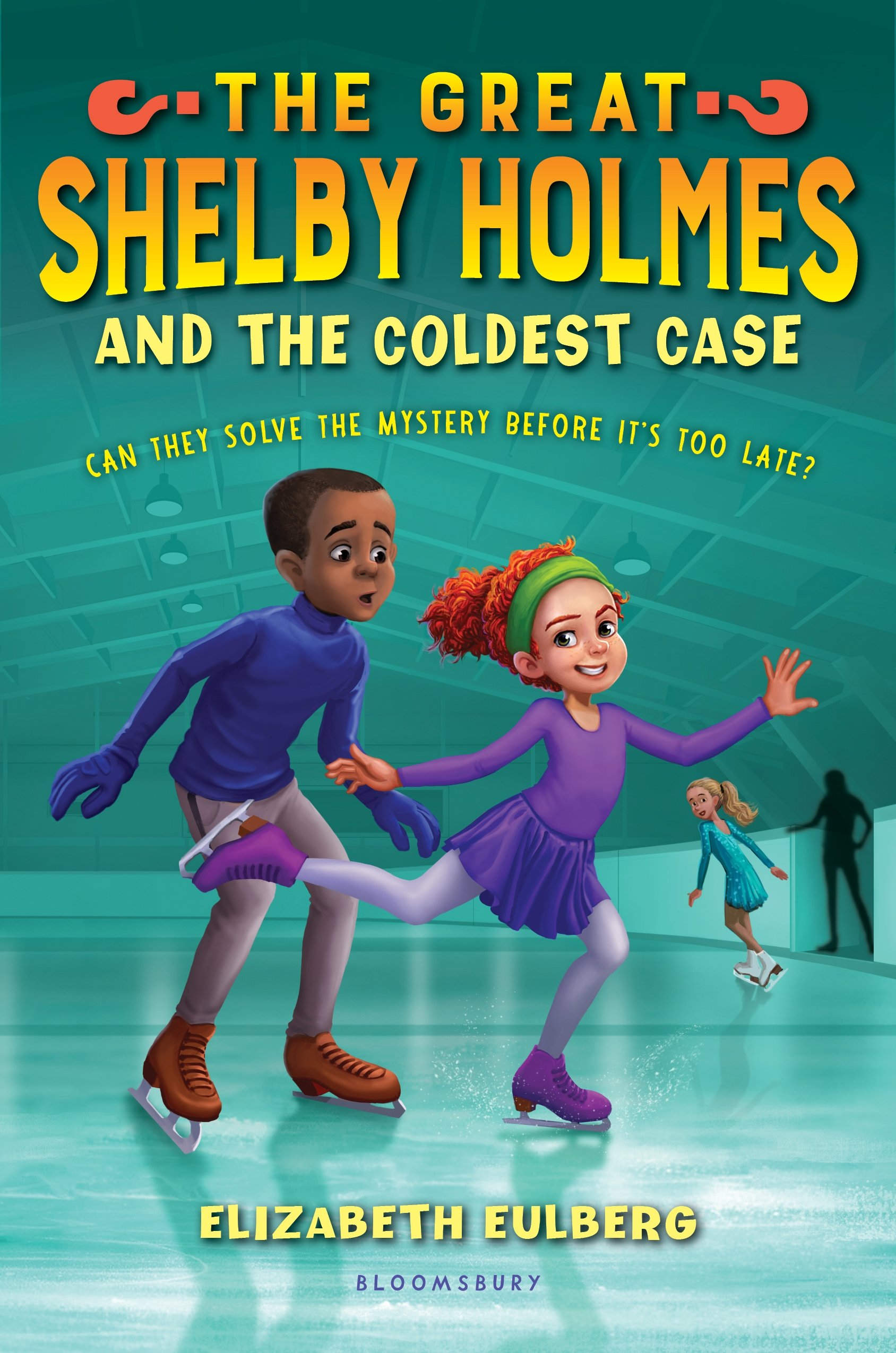 The Great Shelby Holmes and the Coldest Case pdf