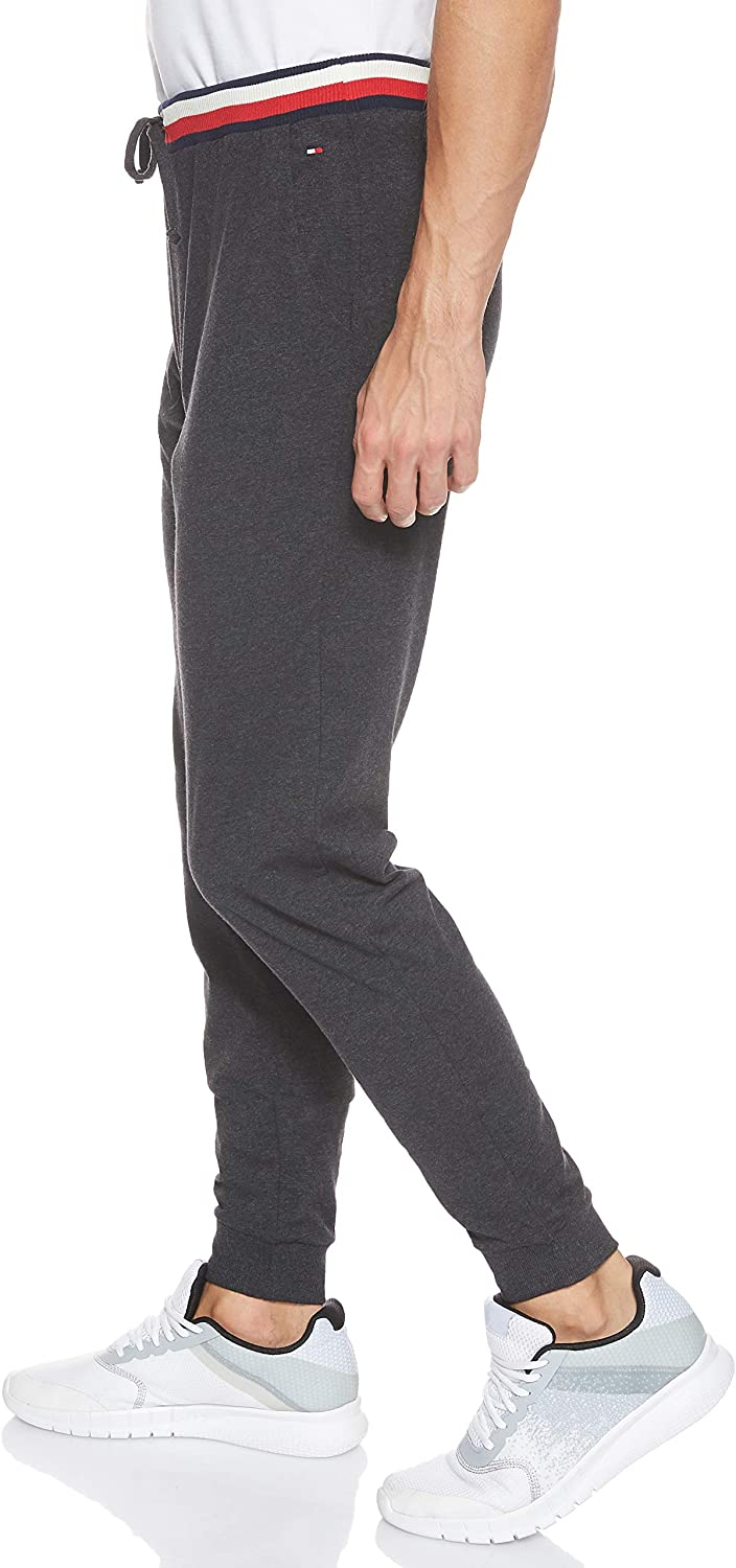 Tommy Hilfiger Mens Cuff Jersey Pant Thermal Trousers