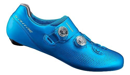 Shimano SH-RC901 - Zapatillas Hombre - Azul 2019: Amazon.es: Zapatos y complementos
