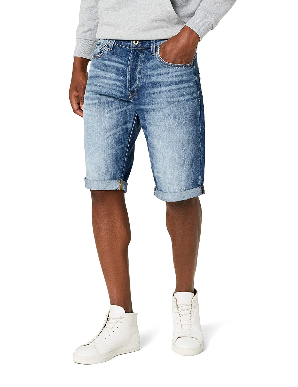 TALLA 38 (Talla del fabricante: 36). G-STAR RAW Pantalones Cortos para Hombre
