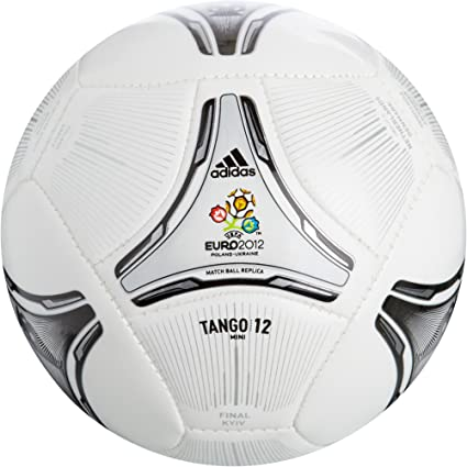adidas Tango 12 Final Top Mini, Color Blanco - Blanco, Negro ...