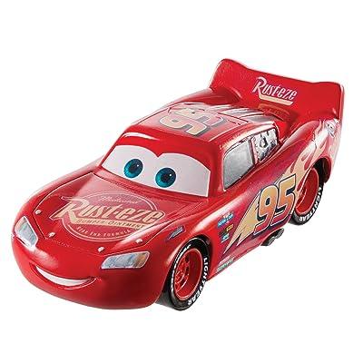Disney Pixar Cars 3: Lightning McQueen Die-cast Vehicle: Toys & Games