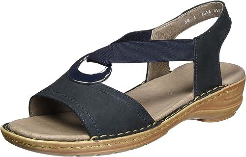 ara Damen Hawaii Offene Sandalen, Blau (Blau), 41 EU (7 UK
