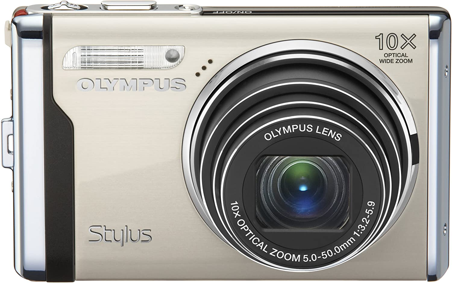 Replacement Repair Parts Champagne Olympus Stylus 5010 Camera Battery Door Cover