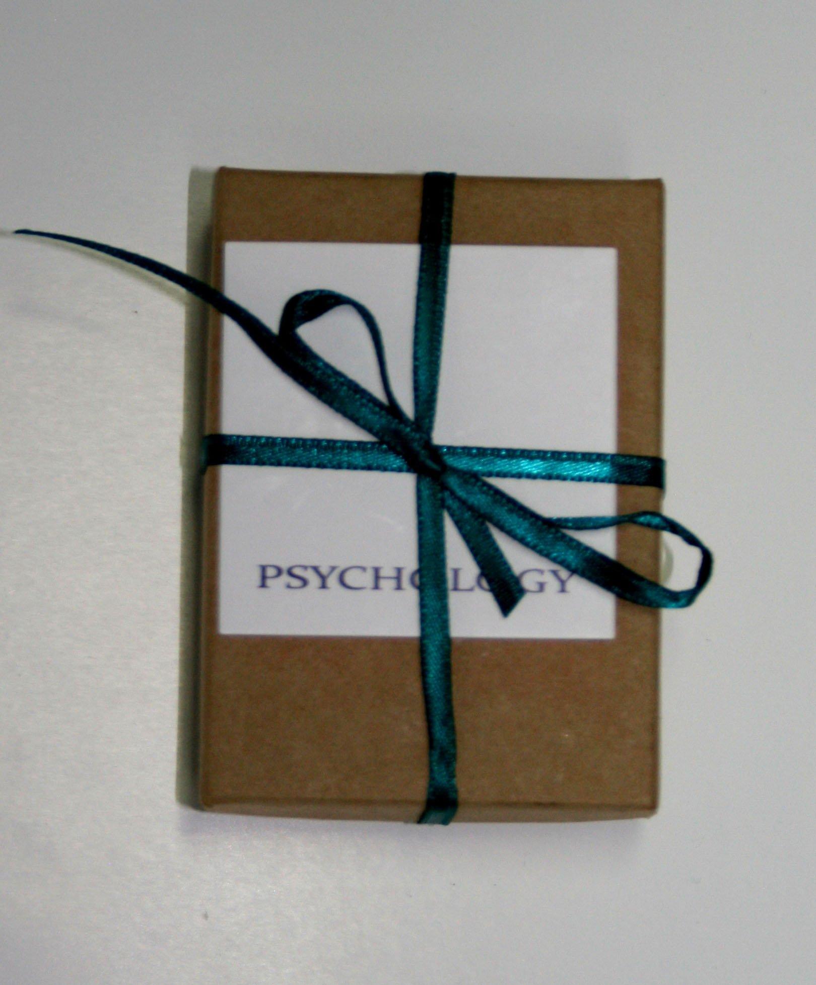 Psychology Symbol Pin (Psi symbol pin)
