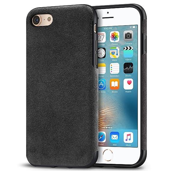 alcantara iphone 8 case