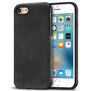 coque en alcantara iphone 8