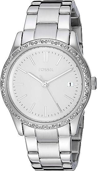 Amazon.com: Fossil Adalyn - Reloj de cuarzo para mujer ...