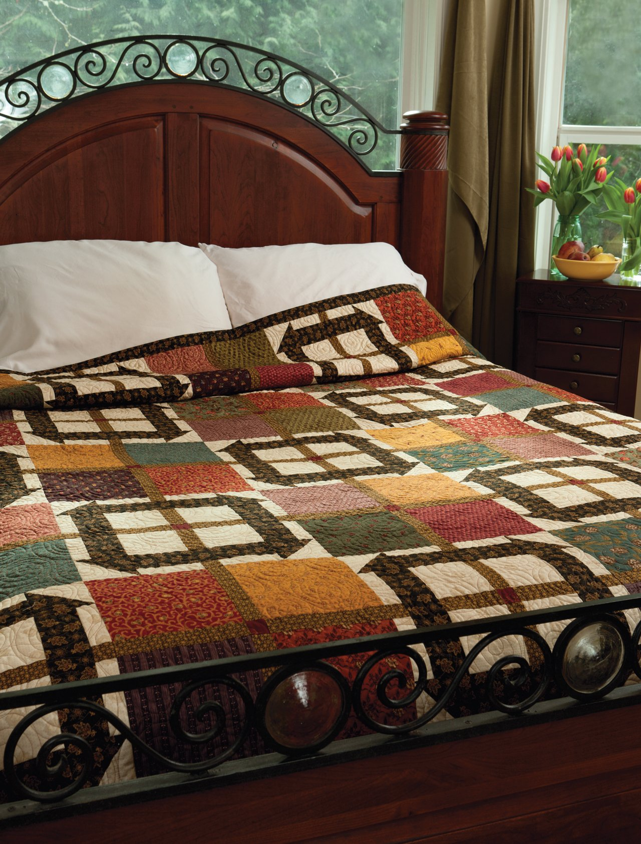 Homestyle Quilts: Simple Patterns and Savory Recipes: Kim Diehl ...