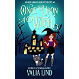 Once Upon a Witch: A Paranormal Cozy Mystery Book 1 (Crooked Windows Inn Cozy Witch Mysteries)