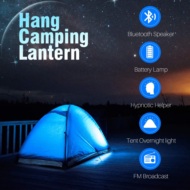 Regalo para Mujeres Hombres Adolescentes L/ámpara de Mesa Touch Night Light con RGB 3 Modos Regulables al Tacto y 7 Colores para Cambiar L/ámpara de Noche Reawul con Altavoz Bluetooth