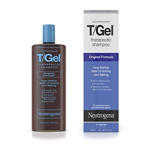 Neutrogena T/Gel Coal Tar Anti-Dandruff Treatment