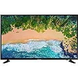 Samsung UE43NU7020 43 Inch 4K Ultra HD Smart LED TV in Black with 3x HDMI