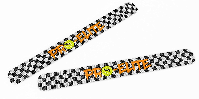 Protector Pro Elite básico F1 (Logo en Color Naranja flúor)