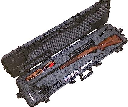 Amazon.com: Funda prefabricada para rifle de casa Case Club ...