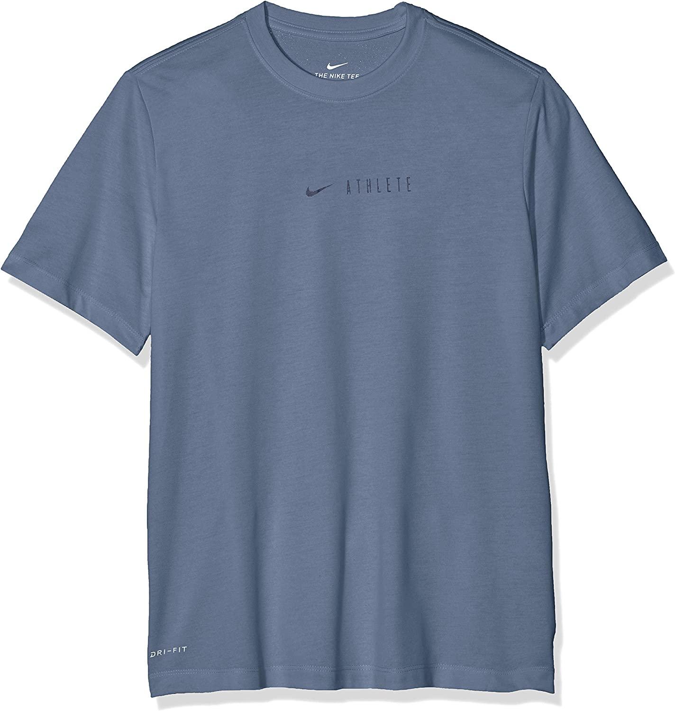 NIKE M Nk Dry tee Db Athlete SM - Camiseta de Manga Corta Hombre: Amazon.es: Ropa y accesorios