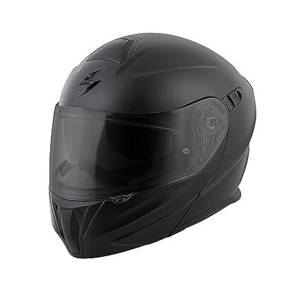 734bb057 Amazon.com: ScorpionExo EXO-GT920 Full Face Modular Helmet (Matte Black,  Large): Automotive