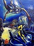 Wally Wood Galaxy Art And Beyond