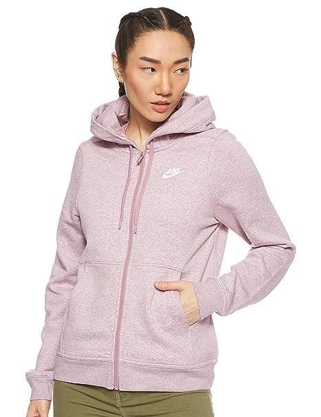 Nike Hoodie FZ Fleece, Felpa Donna: Amazon.it: Abbigliamento