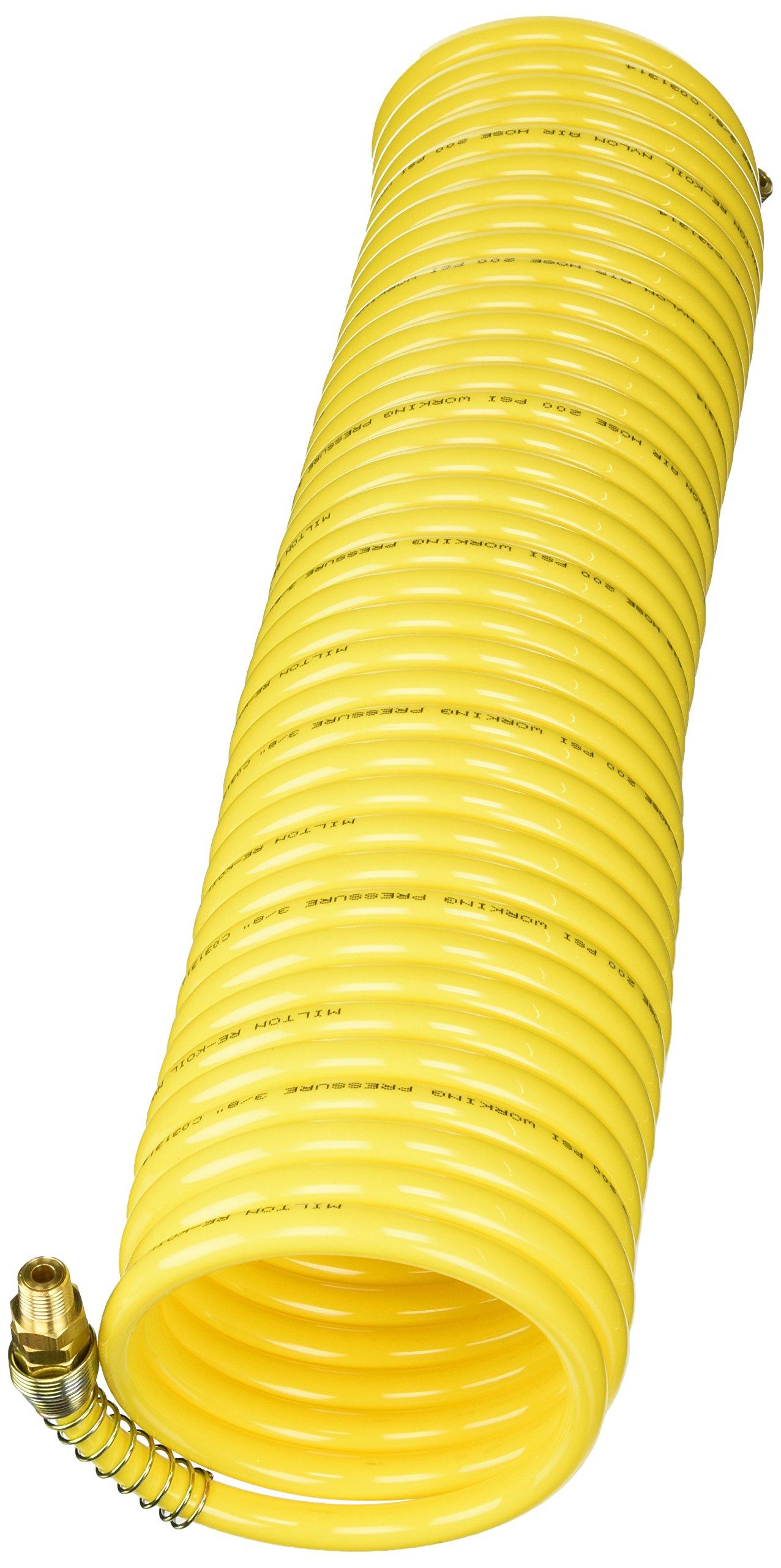 Milton 1675-4 50 Foot 3/8'' ID Nylon ReKoil Hose by Milton Industries