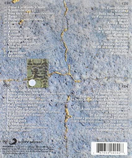 Qui Dove Il Mare Luccica : Lucio Dalla: Amazon.es: Música