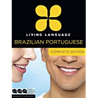 Living Language Brazilian Portuguese, Complete Edition: Beginner through advanced course, including 3 coursebooks, 9…