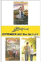 Harlequin Love Inspired September 2017-Box Set 2 of 2: An Anthology Kindle Edition