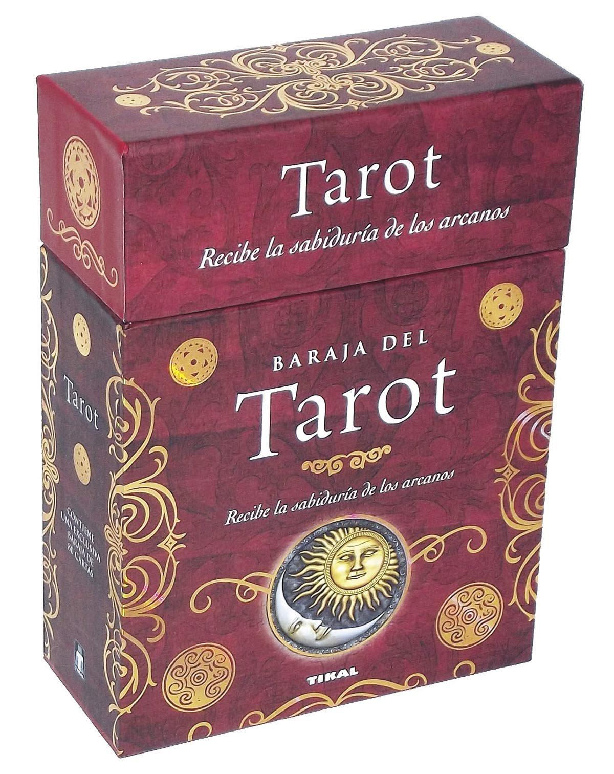 Tarot (Barajas): Amazon.es: Equipo Tikal: Libros