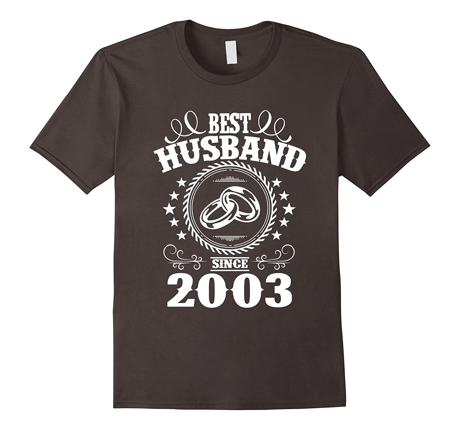 14th Wedding Anniversary T-Shirts For Husband From Wife-PL