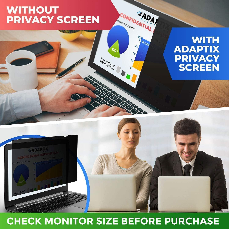Blocks 96/% UV Blue Light Screen Filter Protector /& Security Accessories Adaptix MacBook Compatible Anti-Scratch APFMA12 Anti-Glare 12 Privacy Screen for MacBook