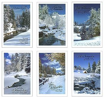 Weihnachtskarten Verlag.Taunus Grußkarten Verlag 50 Grußkarten Weihnachten 6 Motive 22