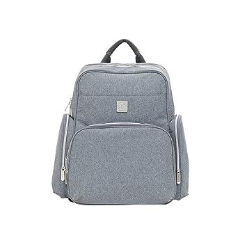 414fbd98b3d Ergobaby ER11991 Backpack Diaper Bag Grey  Amazon.ca  Baby
