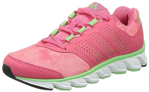 adidas - Zapatillas de Sintético para Mujer Rosa Rosa, Color Rosa, Talla 37 1/3 EU: Amazon.es: Zapatos y complementos