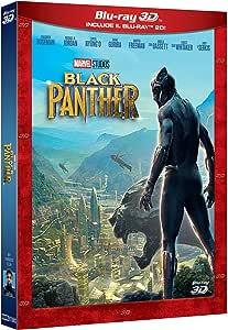 black panther (3d) (blu-ray 3d+blu-ray) blu_ray Italian Import
