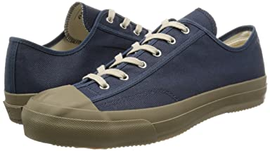 MoonStar Fine Vulcanized Gym Classic C: Navy