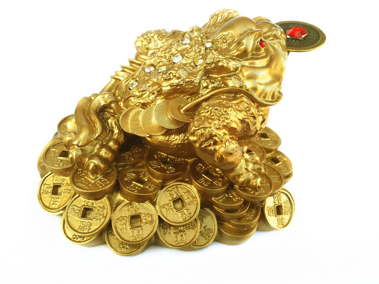 Buy divya mantra feng shui dragon wealth ship online at low prices odishabazaar feng shui money frog three legged toad hold two ignots on a pile biocorpaavc Images