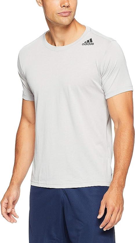 adidas Freelift 3 Stripe T Shirt   Men's T Shirt