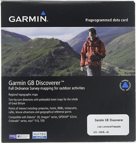 Garmin GB Discoverer Yorkshire Dales