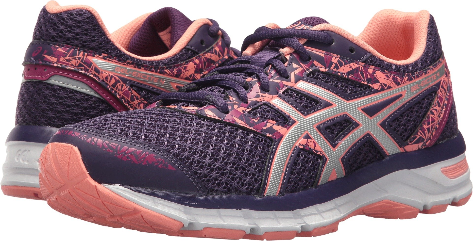 38fe162ea26b Galleon - ASICS Womens Gel-Excite 4 Running Shoe