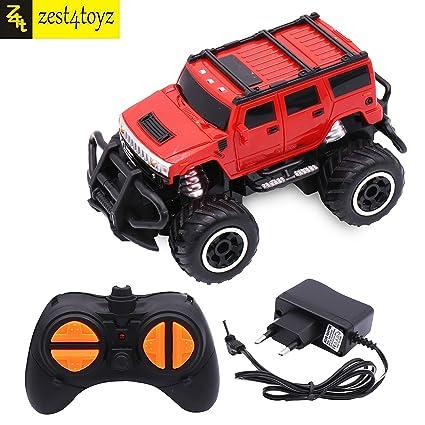 Buy Zest 4 Toyz Hummer Style High Speed Mini Rock Crawler Remote