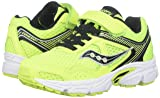 Saucony Boys' Cohesion 10 Lace Sneaker, Yellow, 3