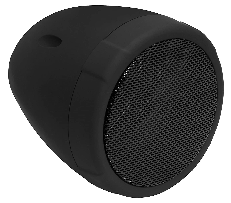Bluetooth Volume Control Aux Input BOSS Audio MCBK425BA Motorcycle//ATV Sound System 3 Inch Speakers Weatherproof