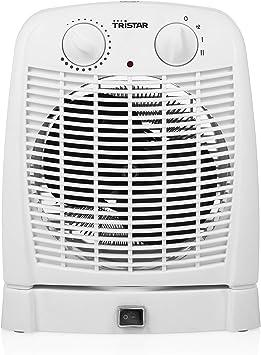 Tristar KA-5059 Calefactor eléctrico (ventilador) – IP21 ...