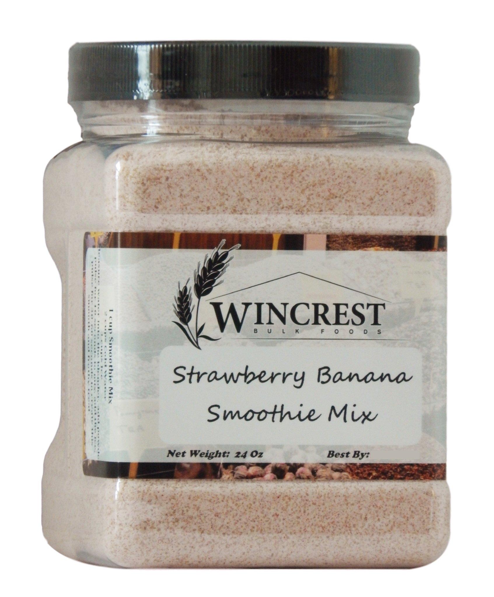 Instant Smoothie Mixes 15 Lb 24 Oz Tubs Ghirardelli Heels Bay Beige 36 Strawberry Banana Juice Drinks Grocery Gourmet Food