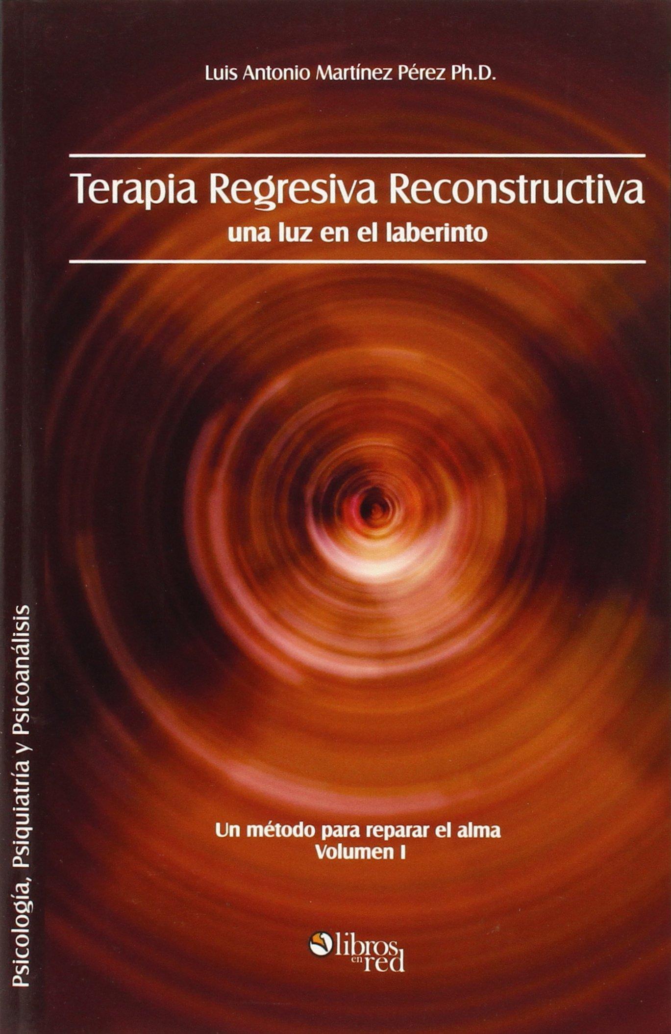 Terapia Regresiva Reconstructiva: Una Luz En El Laberinto. Un Metodo Para Reparar El Alma. Volumen I (Spanish Edition) pdf
