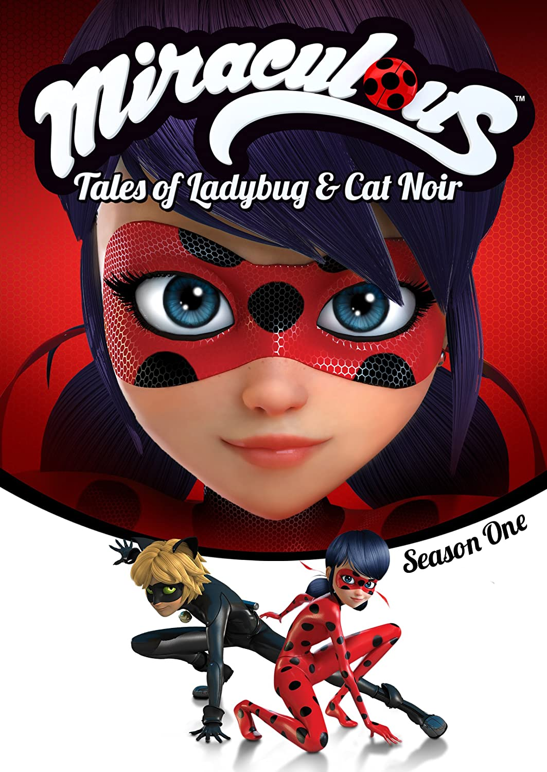 Miraculous: Tales Of Ladybug And Cat Noir - Season One Bryce Papenbrook Shout Factory Cartoons & Animation Movie
