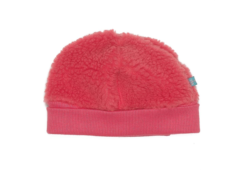 bfc Babyface - Gorro para niña rosa de 100% poliéster, talla: 62 ...