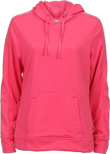 Amazon.com: ASICS Pullover Hoodie (Women's) Fuchsia Purple: Clothing