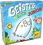 Noris Spiele 601105119 Geistesblitz Junior, Reaktionsspiel